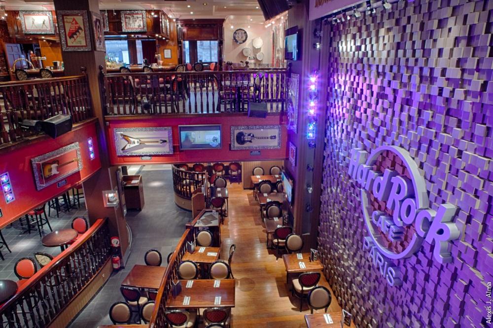 Café américain, bar, brasserie