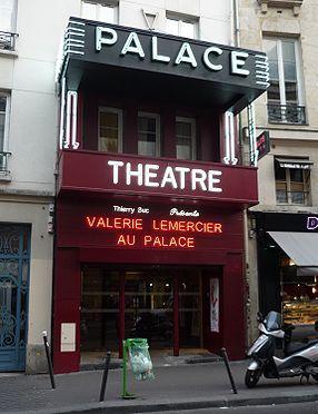 Théâtre Le Palace - Bienvenue dans la Salle Mythique de Paris