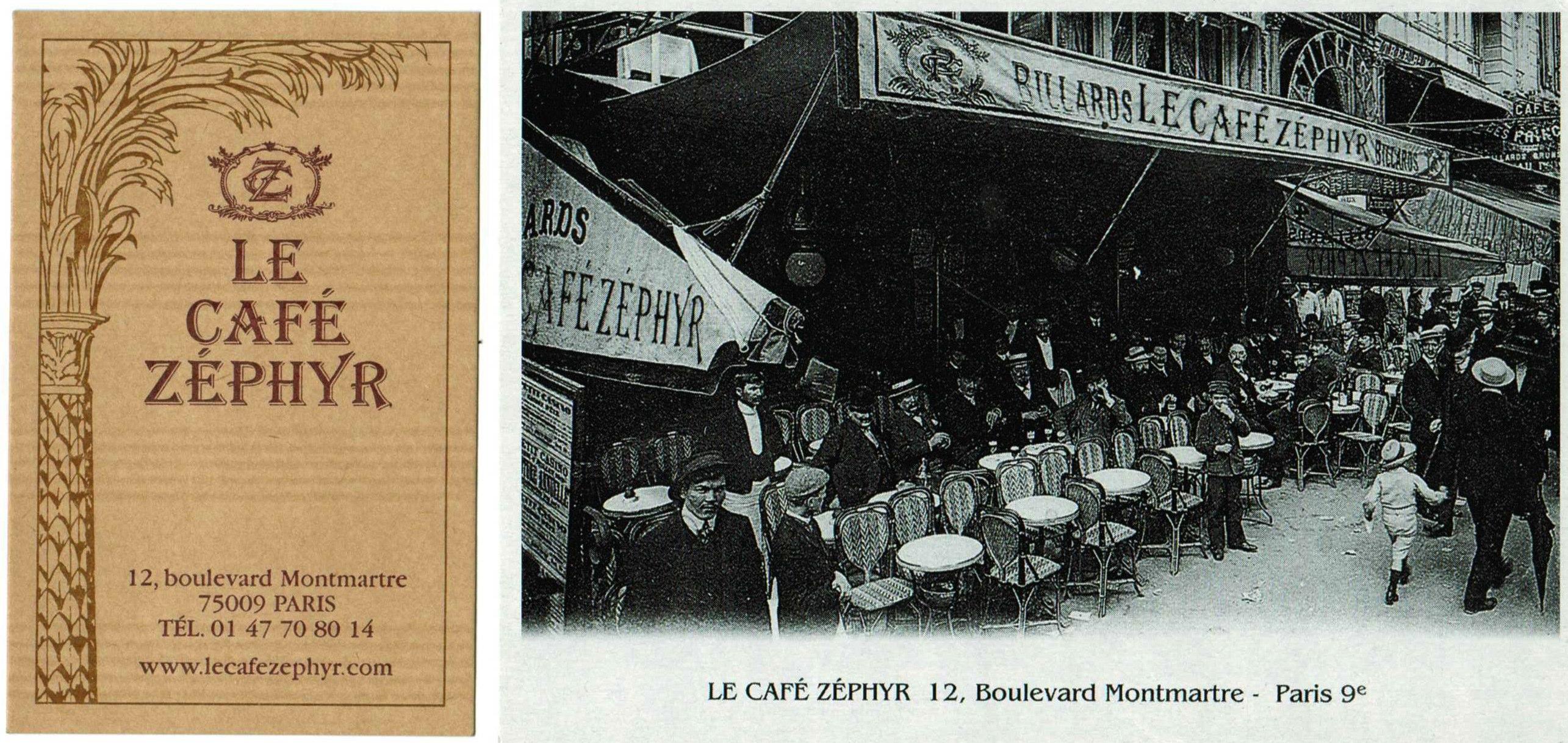 Café, bar, bistrot, brasserie, restaurant