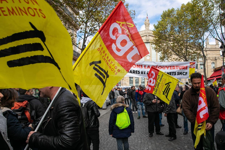 Informations concernant les manifestations de rue prévues jeudi 5 décembre