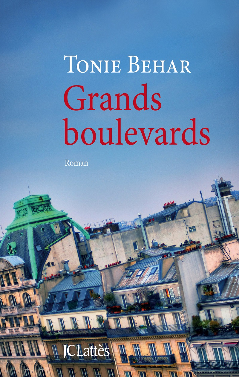 Tonie Behar - Grands boulevards
