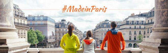 Nouveau ! Le dernier film de la destination Paris