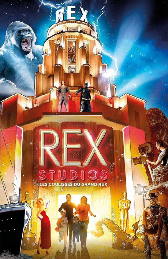 Invitation Rex Studio VIP