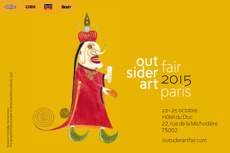 Outsider Art Fair / Les Grands Boulevards