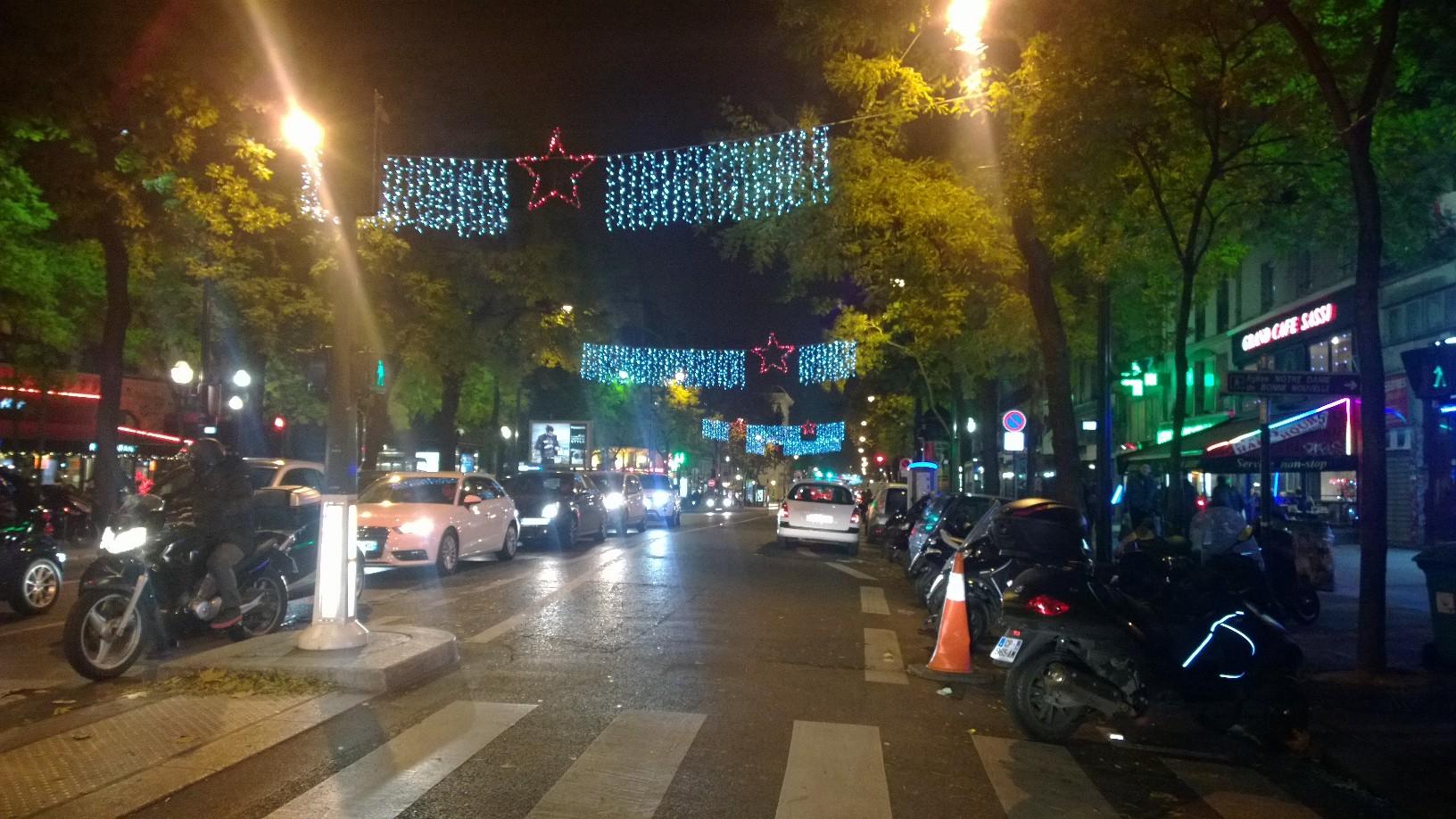 Les étoiles des grands boulevards