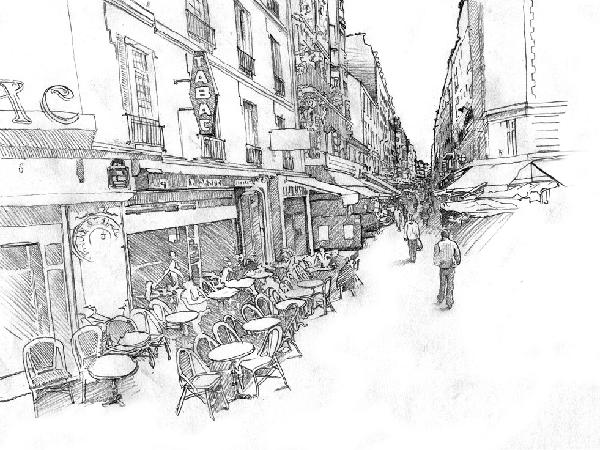 Atelier technique sur la nouvelle réglementation des terrasses à Paris