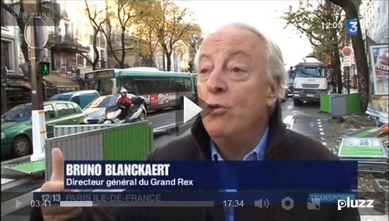 FRANCE 04/12/2012 : Les Grands Boulevards en Double Sens