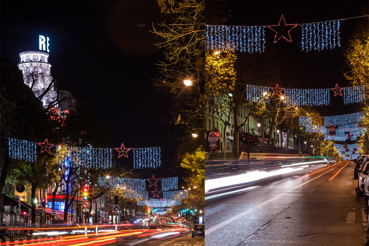 Illuminations 2014 article association des commercants des grands bouleva - Illumination paris 2014 ...