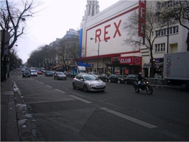 Inauguration des nouveaux Grands Boulevards.