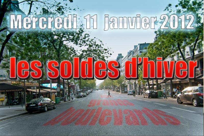 Les Soldes D'Hiver 2012