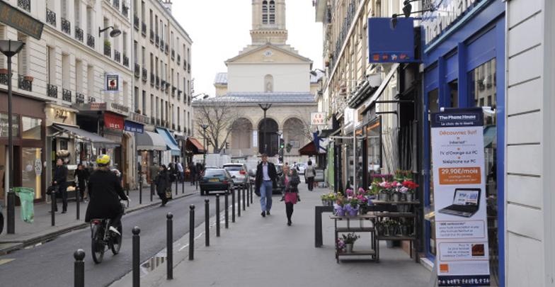 Sécurité dans les commerces parisiens - CCI PARIS IDF