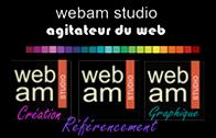 Webam Studio, sites webs, graphisme, référencement, ...